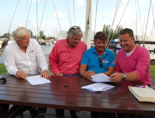 BMW Amsterdam en Magic Marine nieuwe hoofdsponsor Regenboogklasse vanaf 1 januari 2015