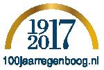 logo 100 jaar Regenboog