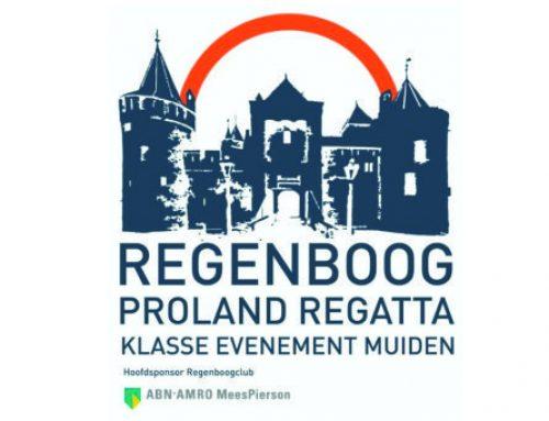 Foto's Proland Regenboog Regatta Klasse Evenement Muiden