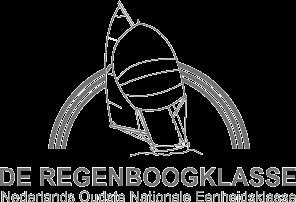 De Regenboog  |  De Klasseorganisatie van de Regenboog  (de zeilboot) Logo