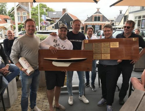 Team 144 pakt overwinning in Grou