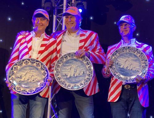 Jaarprijzenfeest en Harry Amsterdam Lid Van Verdienste Regenboogclub